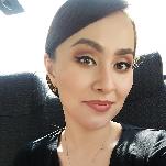 Aiganym - Dubai: Hello! My name is Aiganym and I am from Kazak...