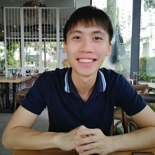 Aldrich - Singapore: 大家好!(Da Jia Hao! -Hello everybody...