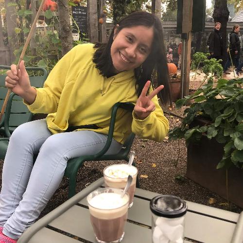 Alejandra - Copenhagen: My name is Ale, i'm a chef studend fro...