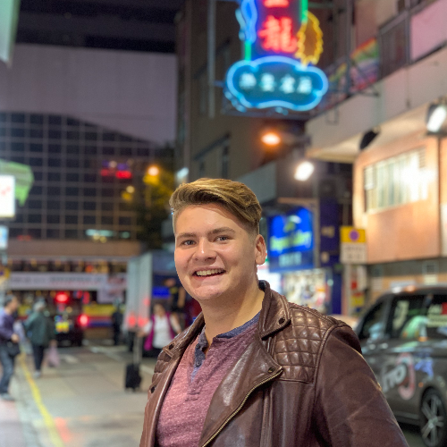 Alexander - German Teacher in Hong Kong: Hi! I am a 18 year ol...
