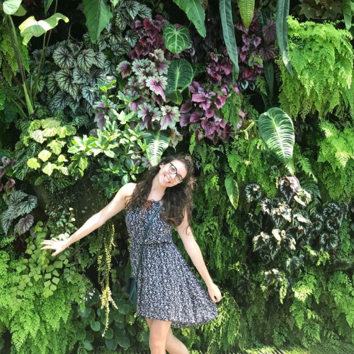 Alexandra - Hong Kong: My name is Alexandra Cryer. I am from t...