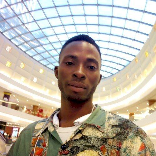 Anthony - Dubai: Hi! I am Anthony from Nigeria. I am young and...
