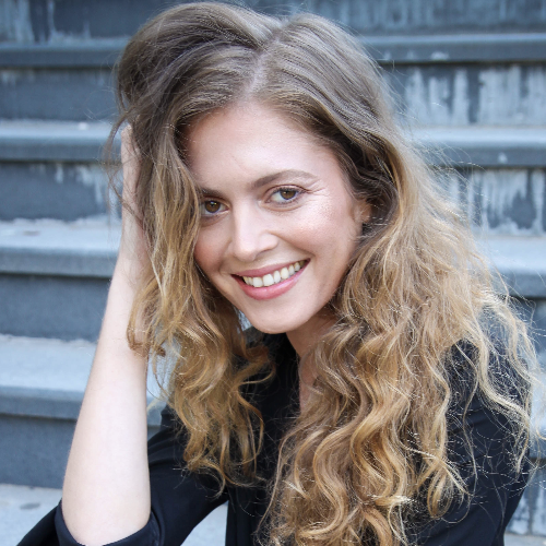 Aya - Tel Aviv: Raised in Israel and moved to New York for stu...