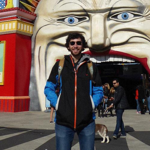 Camilo - Brisbane: Hello, I´m a Chilean guy of 32 years old l...