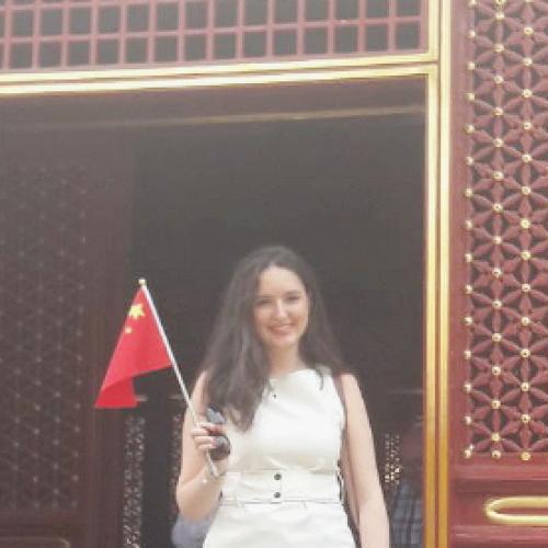 Catherine - Hong Kong: Hi everyone! I'm Catherine, graduate in...