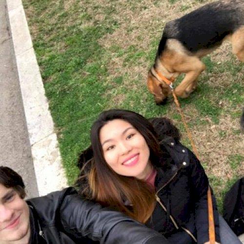 Farida - Paris: Farida student at HEPIA in Geneva. welcome who...