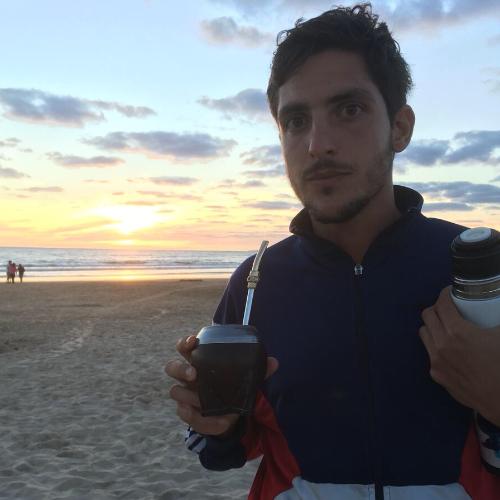 Fernando - Melbourne: I'm Fernando from Argentina. I'm a pri...
