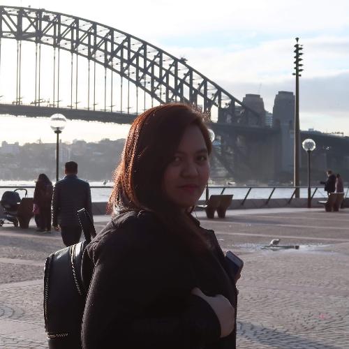 Gee ann - Sydney: Hi, I'm Gee Ann Austria, 25 years old from...