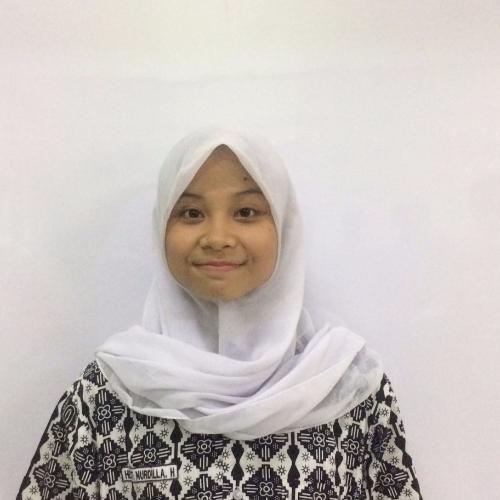 Hesti - Jakarta: Hello everyone!! my name is hesti nurdilla ha...