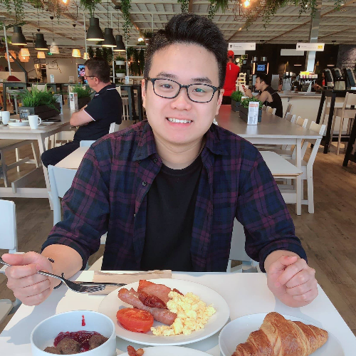 Ho Lam - Adelaide: Hi Everyone, I am Andy, currently doing Mas...