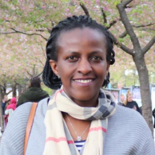 Honorine - Stockholm: Hello, I'm Honorine from Rwanda. I have ...