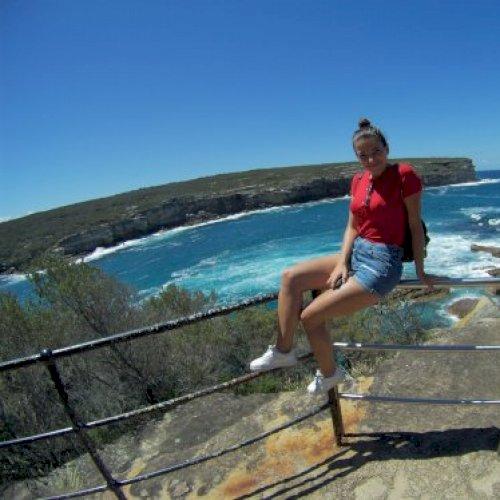 Joyce - Sydney: Hi, my name is Joyce Jamar, I'm 24 years old. ...