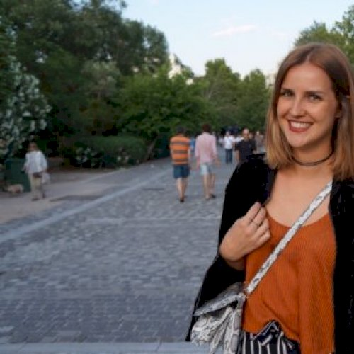 Manon - Melbourne: Hi, I'm Manon, a Dutch girl in Melbourne on...