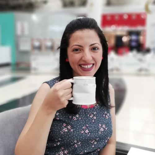 Mira - Arabic Teacher in Doha: I love teaching because I get t...