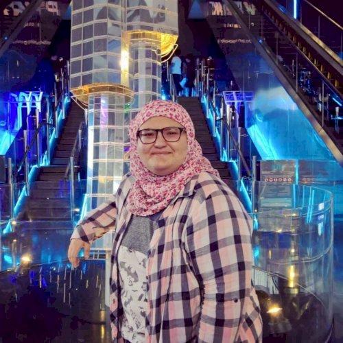 Moudah - Dubai: I am Moudah, a native Arab student living in t...