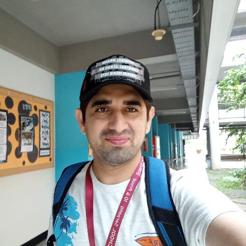 Muhammad - Jakarta: A mass communication graduate, holding TES...