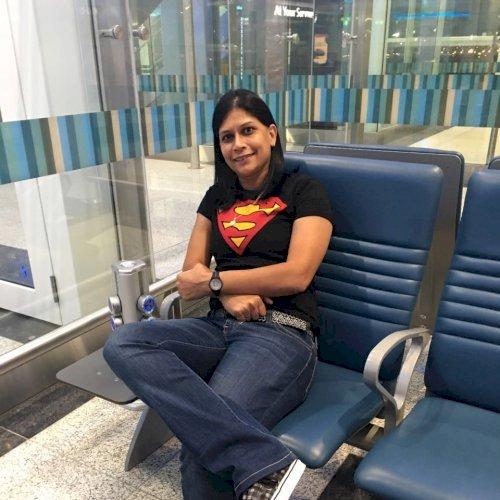 Neetha - Abu Dhabi: Hi, learners, my name is Neetha and I am a...