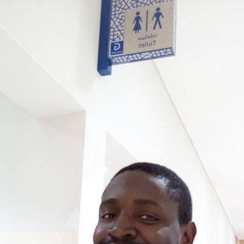 Ngosong - Dubai: I am Ngosong, a young Cameroonian resident at...