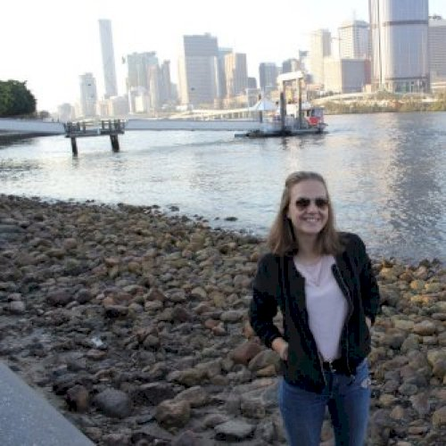 Nina - Brisbane: Hi, my name is Nina and I am from Germany. I ...