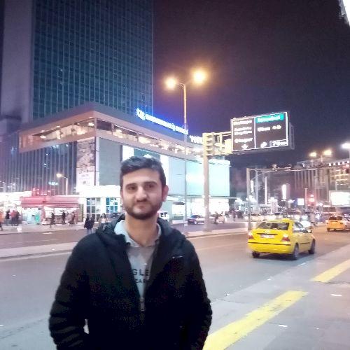 Omar - Arabic Teacher in Ankara: Hi, my name is Omar, I am fro...