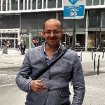 Alan - Arabic Teacher in Bruxelles: My name is Alan and I am f...