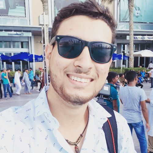 Mohamed - Arabic Teacher in Dubai: Over 6 years of experience ...