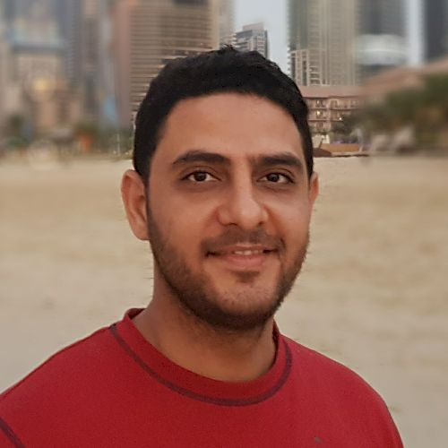 Mostafa - Dubai: My name is Mostafa. I have 10 years of experi...