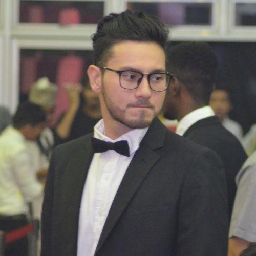 Hamed - Arabic Teacher in Istanbul: Hello, I'm Hamed. I speak ...