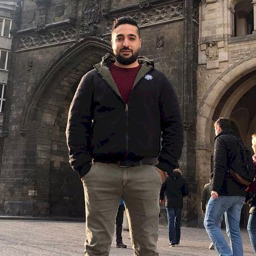 Ihab - Arabic Teacher in Prague: Friendly & open-minded, Very ...