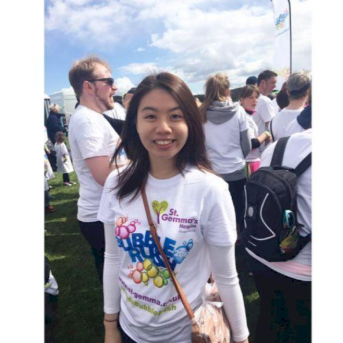 Ashley - Cantonese Teacher in Melbourne: Hi mates! I'm Ashley ...