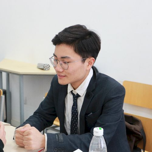 David - Chinese / Mandarin Teacher in Oslo: I came from Beijin...