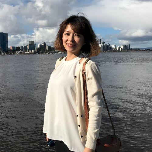 Ivy - Chinese / Mandarin Teacher in Perth: I feel so glad to b...