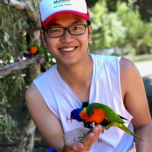 Jing Ming - Chinese / Mandarin Teacher in Perth: My name is Mi...