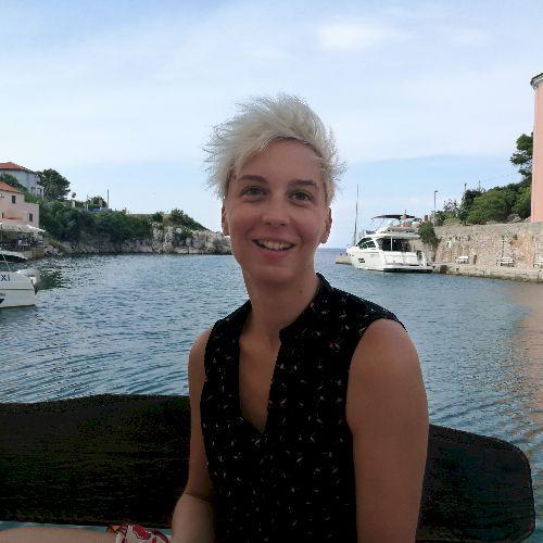 Jasmina - Croatian Teacher in Rotterdam: Hi! My name is Jasmin...
