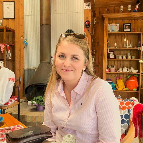 Rikke - Canberra: I am Rikke, a Danish girl who lives in Canbe...