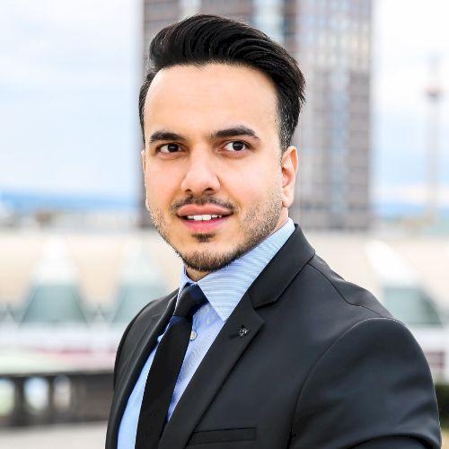 Sameer - Frankfurt am Main: A qualified bachelor graduate in e...