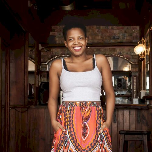 Luthando - Xhosa Teacher in Johannesburg: Hey there. My name i...