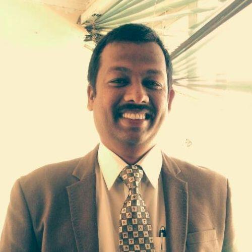Sunil - English Teacher in Lisbon: My name is Sunil Srisunder ...