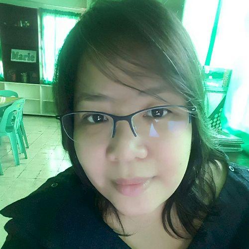 Marie Eulouise - Manila: I am a preschool teacher teaching Eng...