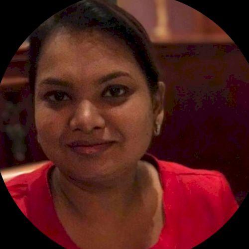 Ranita - Singapore: Hello! I'm Ranita. I'm teaching at an ...