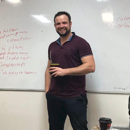 Hugo - English Teacher in Sydney: Native Experienced English/ ...