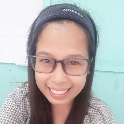 Zharina May - Filipino Teacher in Manila: Hi! I'm Zhazha. I've...