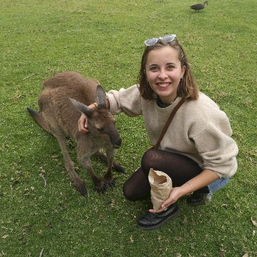 Louise - French Teacher in Adelaide: Hi, I'm Louise, a 23 year...