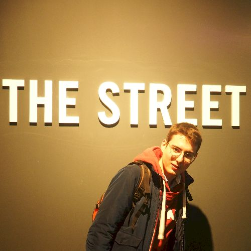 James - French Teacher in Dublin: I'm a french student in mech...