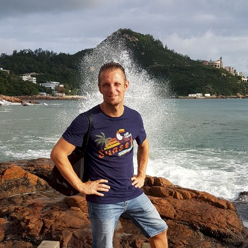 Nicolas - French Teacher in Hong Kong: Hello! Born in France, ...