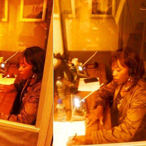 Natacha - Johannesburg: Hi All, my name is Natacha, with me, i...