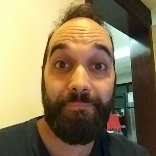 Omer - Hebrew Teacher in Taipei: Shalom! I'm Omer, 31, from Te...