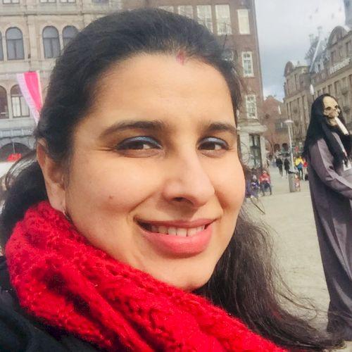 Garg - Frankfurt am Main: Hi,I am Isha from India have done Ma...