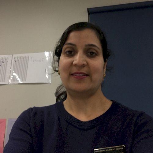 Sunita - Perth: I am tutoring from the last ten years. I teach...