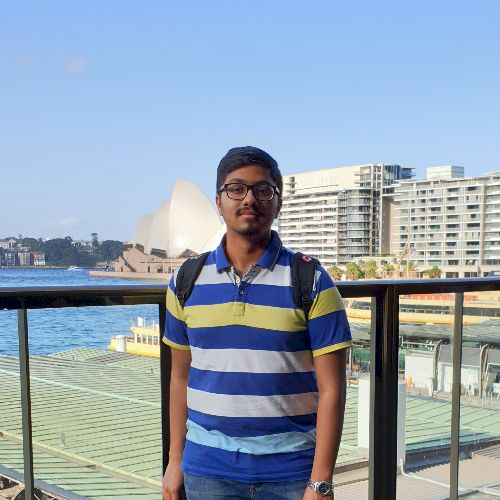 Harshit - Sydney: I am an international full-time student at t...